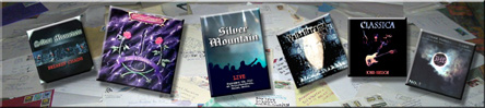 NEW SILVER MOUNTAIN LIVE DVD AVAILABLE NOW!
